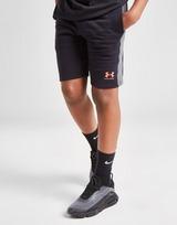 Under Armour Sport Stripe Fleece Shorts Junior