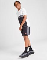 Under Armour Sport Stripe Colour Block T-Shirt Junior