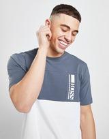BOSS Colour Block Vertical Box T-Shirt