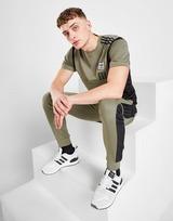adidas T Id96strn Khk/blk/rfl$