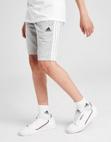 adidas 3-Stripes French Terry Shorts Kinder