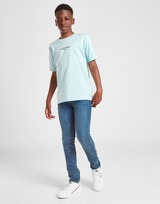 Fred Perry Central Logo T-Shirt Junior