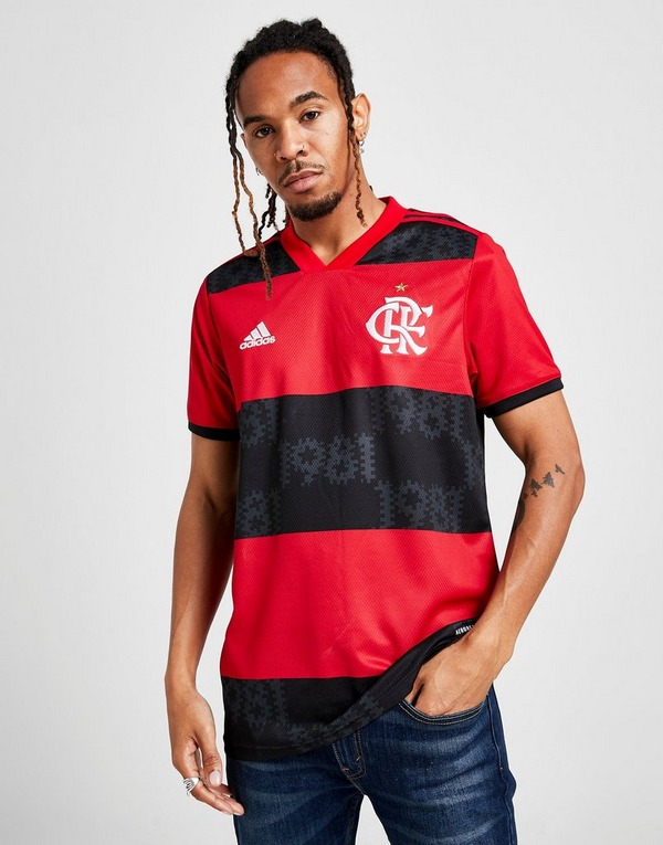 adidas CR Flamengo 2021/22 Home Shirt