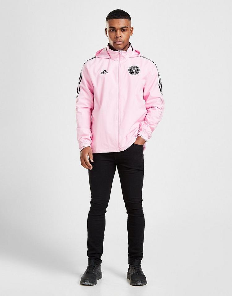 adidas Inter Miami CF All-Weather Jacket