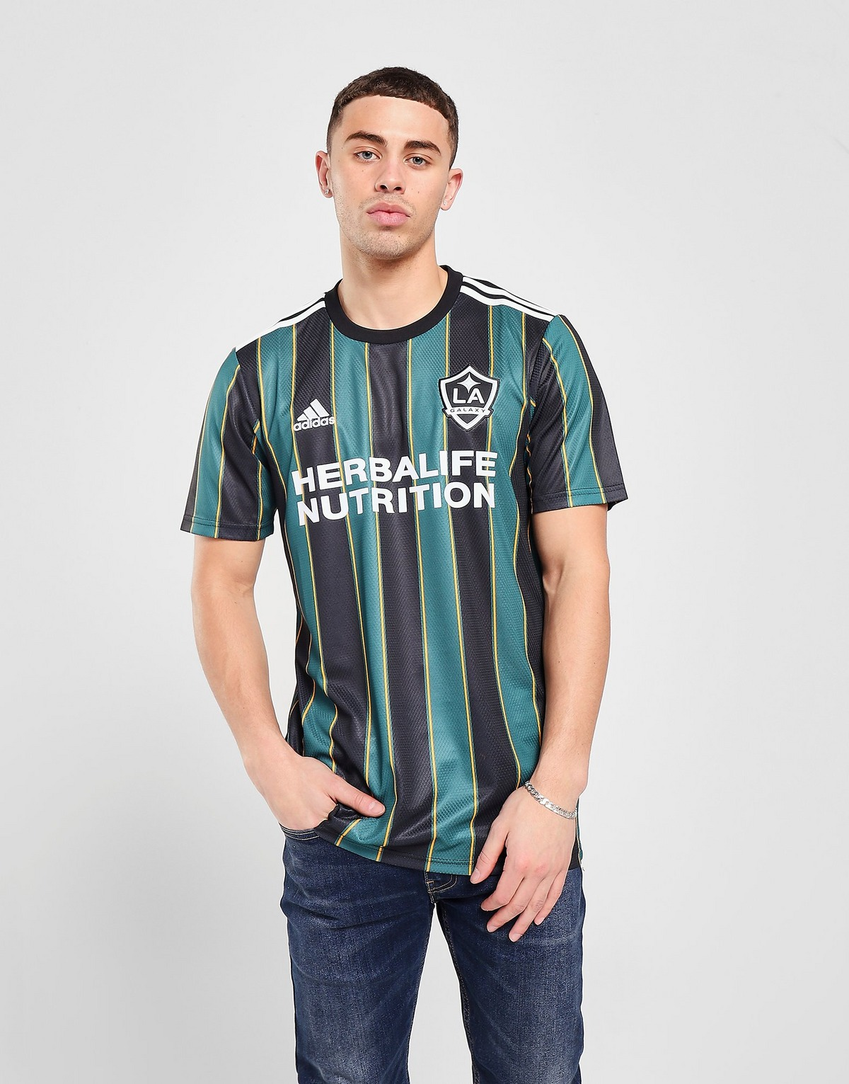 adidas LA Galaxy 2021/21 uitshirt