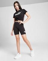 Puma Essential Logo Cycle Shorts Junior