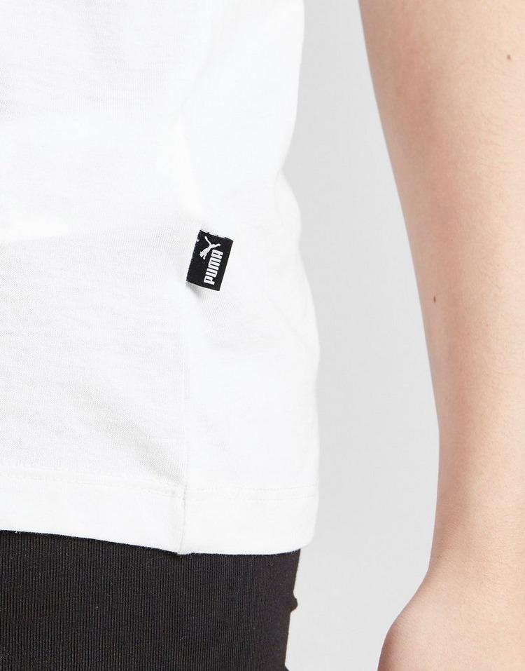 Puma Girls' Essential Logo Boyfriend T-Shirt Junior