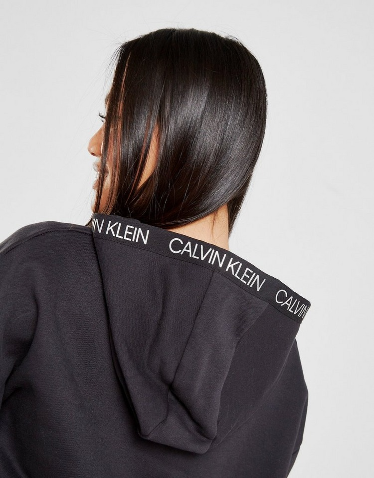 Calvin Klein Tape Logo Overhead Hoodie