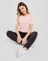 Calvin Klein Performance Logo Slim Crop T-Shirt