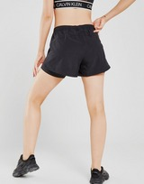 Calvin Klein Performance 2-in-1 Woven Shorts