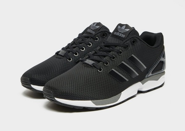 Black adidas Originals ZX Flux Fade | JD Sports