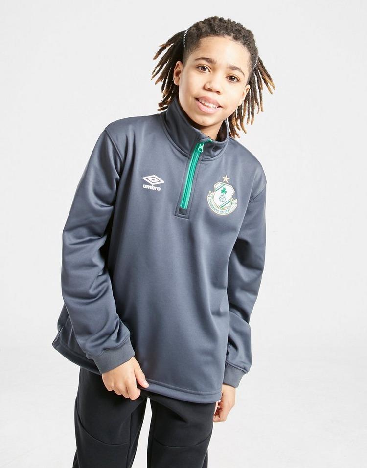 Umbro Shamrock Rovers FC 1/4 Zip Top