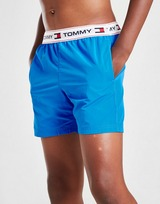 Tommy Hilfiger Logo Waistband Swim Shorts Junior