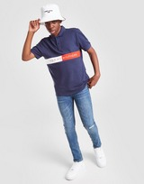 Tommy Hilfiger Flag Logo Polo Shirt Junior