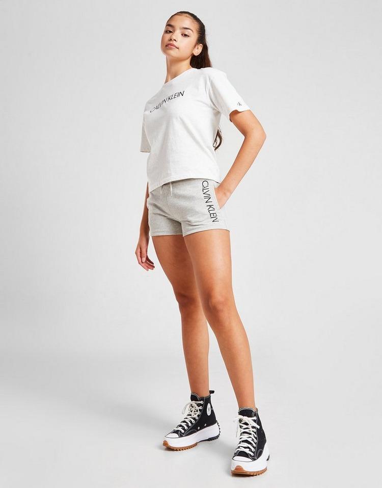 Calvin Klein Girls' Logo Shorts Junior