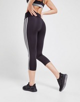 adidas Tight Designed To Move High-Rise 3-Stripes 3/4 Sport