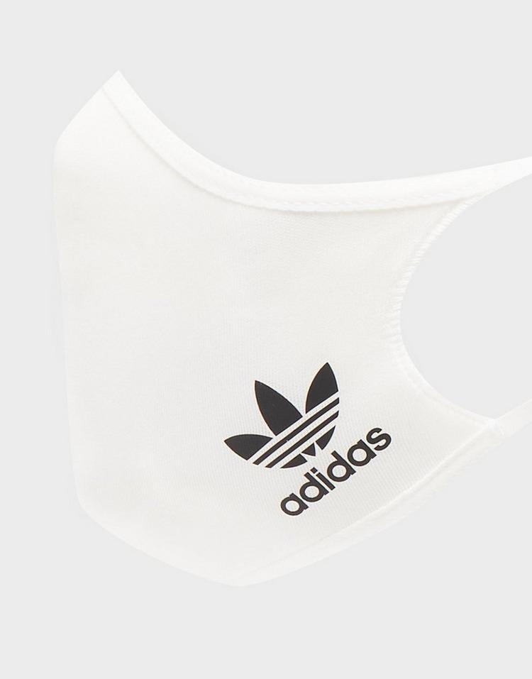 adidas Originals 3 Pack Face Coverings M/L