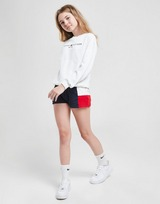 Tommy Hilfiger Girls' Colour Block Shorts Junior