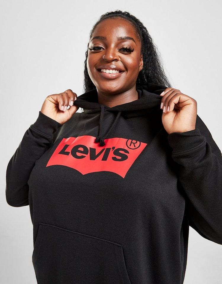 Levis Batwing Plus Size Hoodie