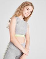 Tommy Hilfiger Girls' Tape Sports Top Junior