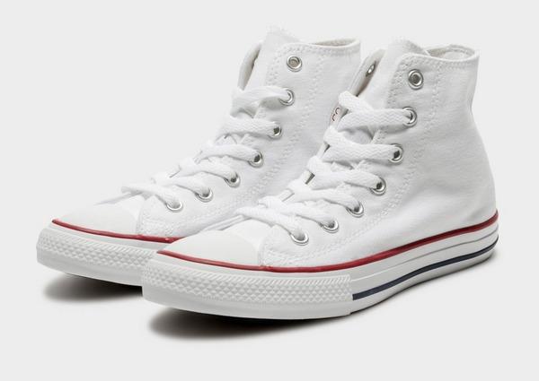 Buy White CONVERSE All Star Hi Children's | JD Sports