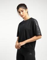 Emporio Armani EA7 Tape Crop T-Shirt