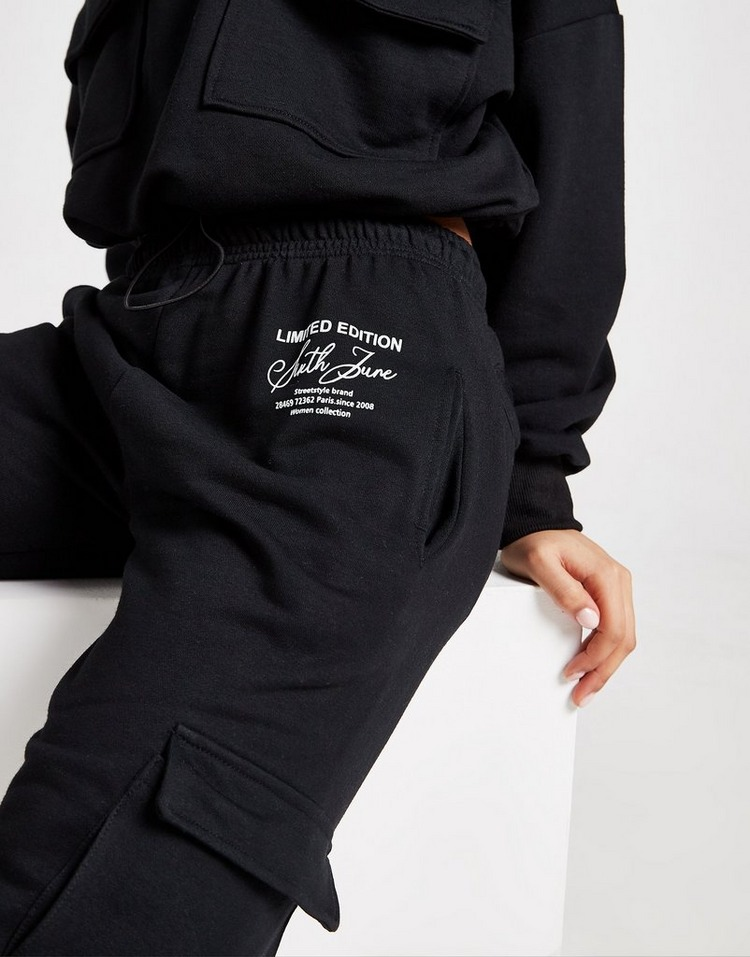 Sixth June Limited Edition Cargo Joggers