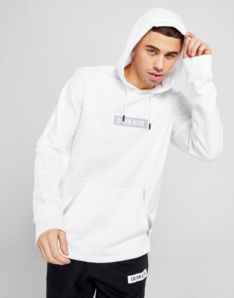 Calvin Klein Sweat à Capuche Centre Box Homme