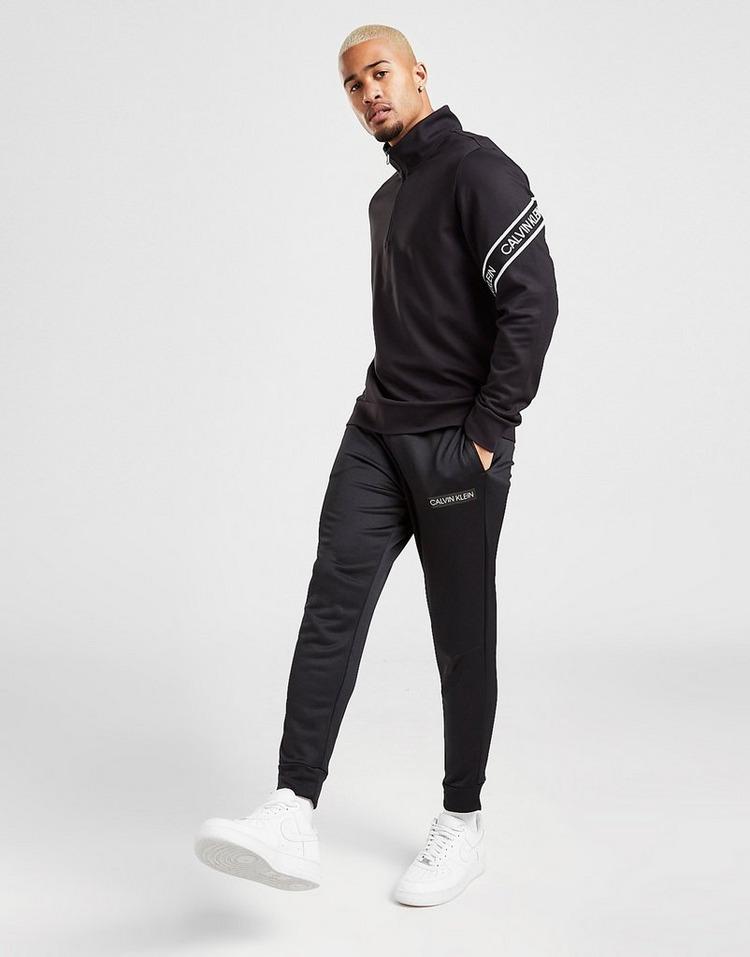 Calvin Klein Sweatshirt Fermeture Eclair 1/4 Homme