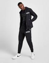 Calvin Klein Box Zip Through Hoodie