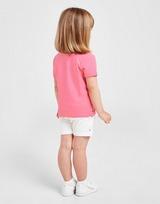 Tommy Hilfiger Girls' Circle Logo T-Shirt/Shorts Set Infant