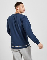 adidas Originals T-shirt Linear Repeat Long Sleeve