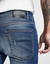 VALERE Jeans Skinny Ripped Homme