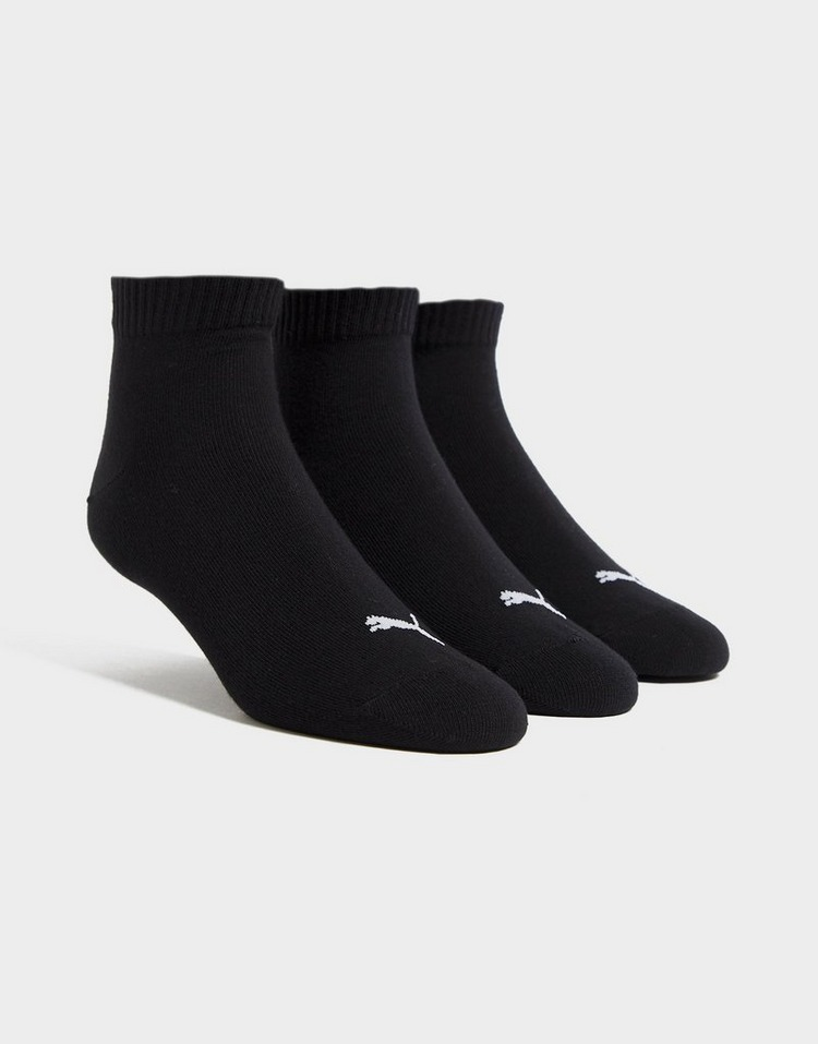 Puma 3 Pack 1/4 Socks