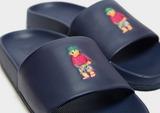 Polo Ralph Lauren Cayson Bear Slides Women's