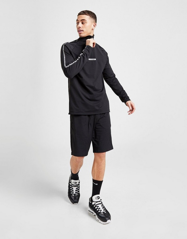 McKenzie Performance Tag 1/4 Zip Reflective Track Top