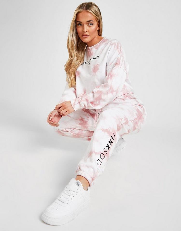 Pink Soda Sport Jogging Tie Dye Femme