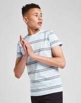The North Face Repeat Stripe T-Shirt Junior