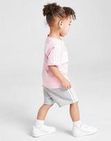 adidas Linear Essential camiseta/pantalón corto Set para bebé