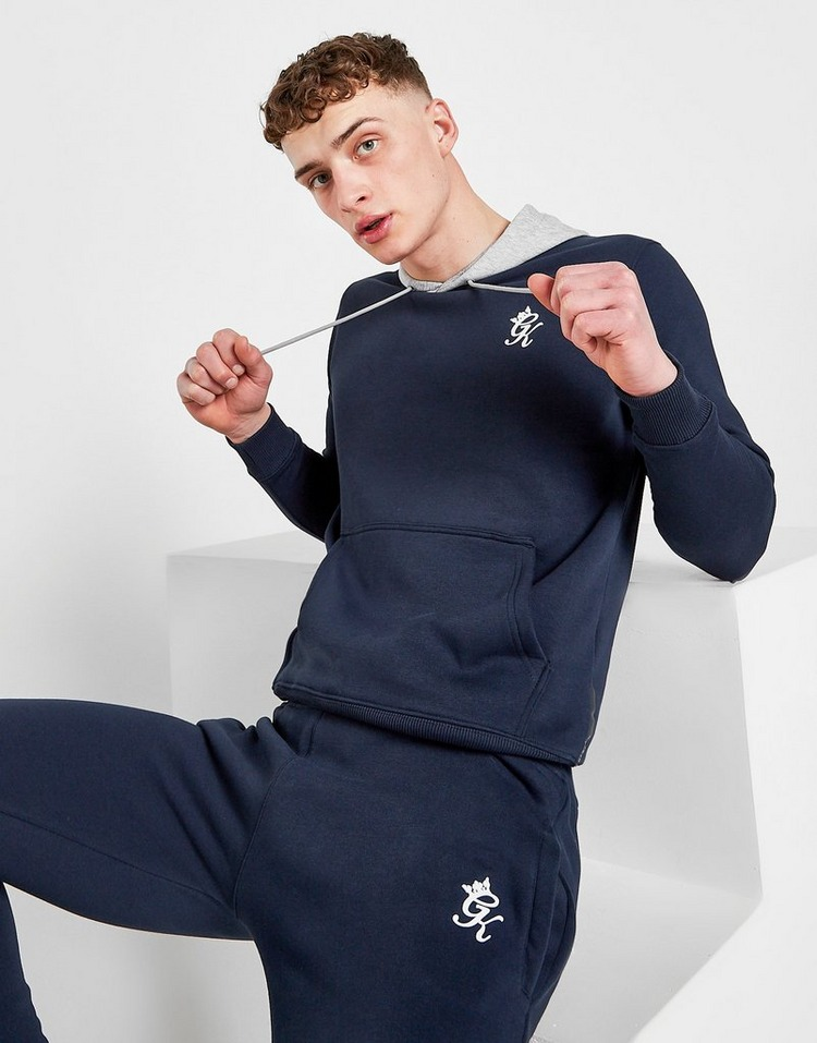 Gym King Contrast Hooded Tracksuit