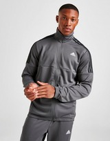 adidas 3-Stripes Poly Track Top