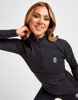 Gym King Camisola Sport Energy 1/4 Zip Funnel