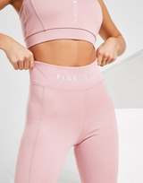 Pink Soda Sport Collants Rib Stitch Femme