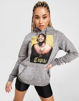 NO RIGHTS RESERVED Tupac Washed Hoodie