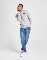 Fred Perry Patch Crew Sweatshirt
