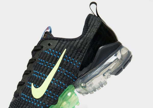 Black Nike Air VaporMax Flyknit 3 Junior | JD Sports
