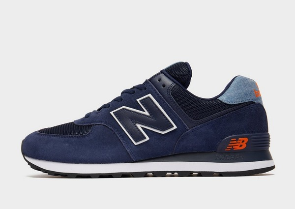 New Balance 574 Blk/wht Egk