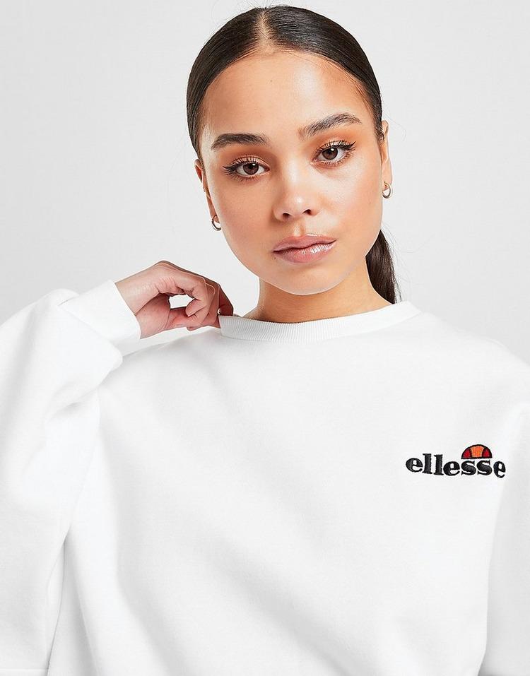Ellesse Graphic Back Oversized Crew Sweatshirt