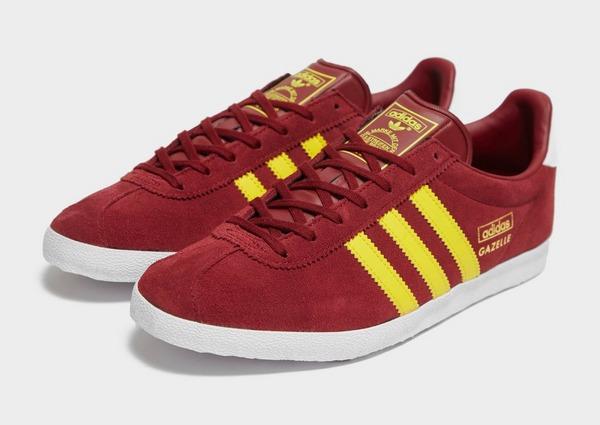 Acheter Rouge adidas Originals Baskets Gazelle Homme