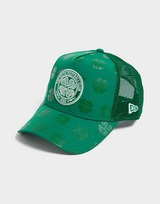 New Era Celtic FC Trucker Cap